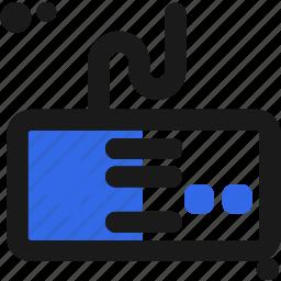 bar, controller, game, video icon