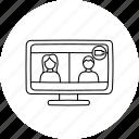 media, video, videocall, webcam