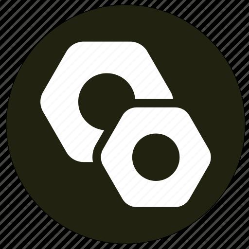cogwheel, mechanics, setting, tools icon