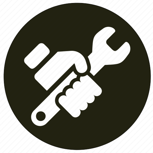 handwork, preference, repair, settings, wrenches icon