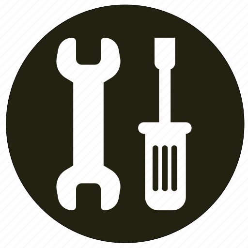handwork, settings, tool, wrenches icon