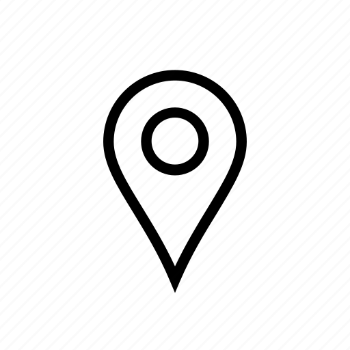 gps, location, map, tag icon