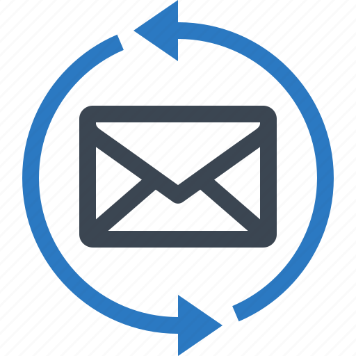 email send icon - DriverLayer Search Engine