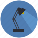 electric, electricity, lamp, light, lighting icon
