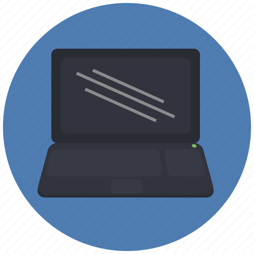 computer, laptop, pc, technology icon