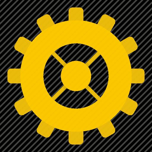 cog, engine, engineering, equipment, gear, machine, machinery icon