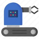 artificial, device, gadget, intelligence, machine, robot, technology icon
