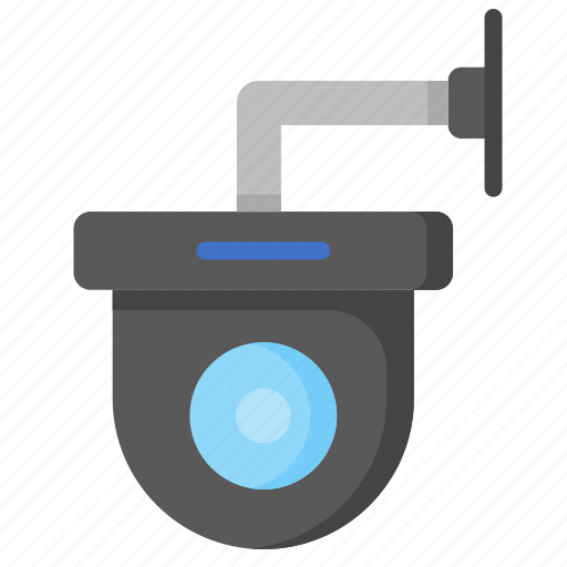 camera, cctv, device, gadget, media, technology, video icon