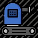 device, gadget, internet, machine, network, robot, technology icon