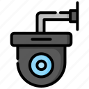 camera, cctv, device, gadget, multimedia, technology, video icon