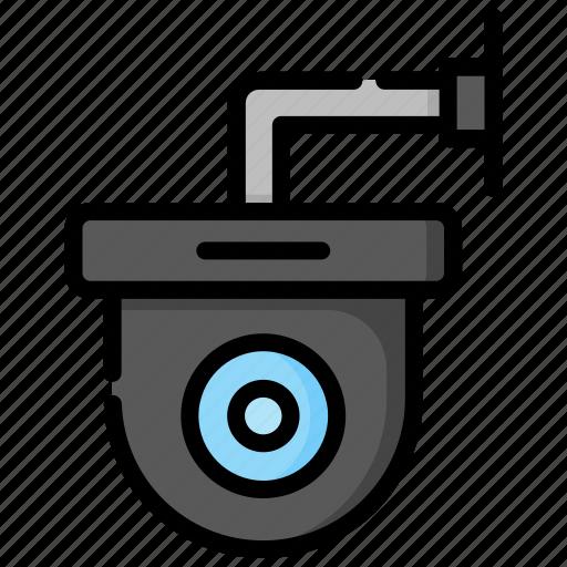camera, cctv, device, gadget, multimedia, technology, video icon