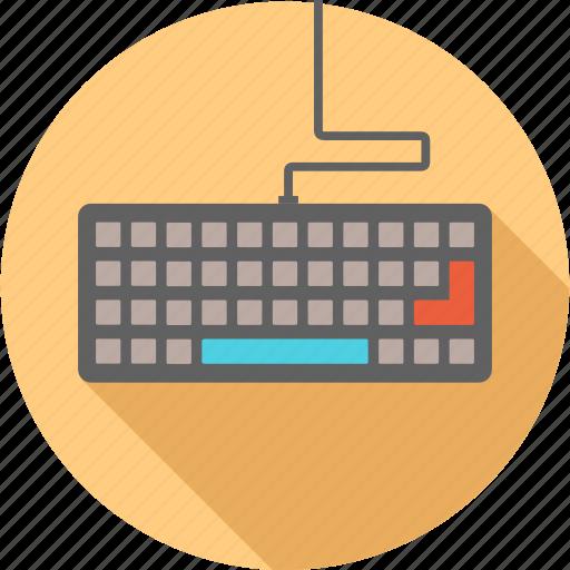 communication, computer, internet, keyboard, online, technology icon