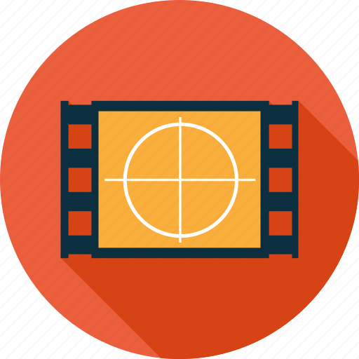device, film, network, technology icon