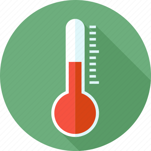 medicine, technology, temperature, thermometer icon