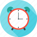 alarm, alert, bell, device, time, timer icon