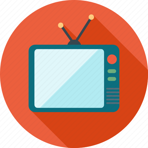 audio, media, network, player, television icon