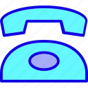 call, communication, contact, mobile, phone, ring, telephone icon