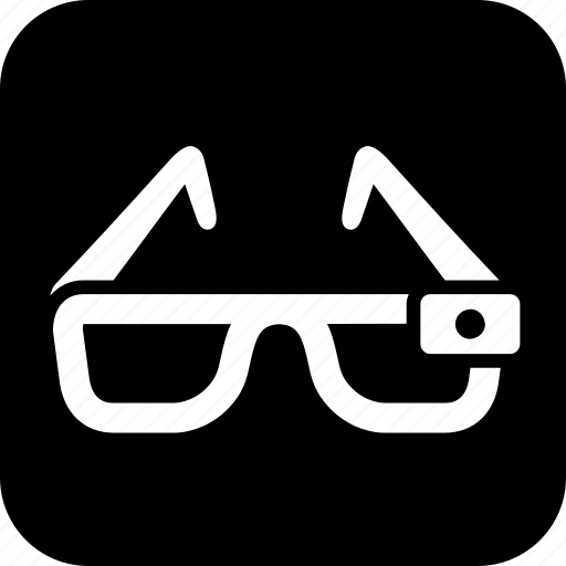 film, glasses, movies, smart glass, technology, three dimensional icon