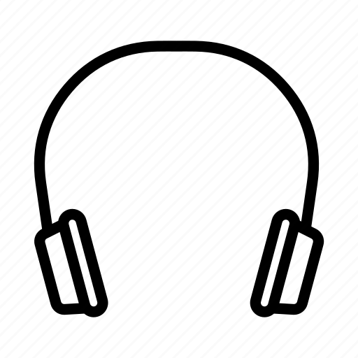 audio, earphone, headphones, music, song icon