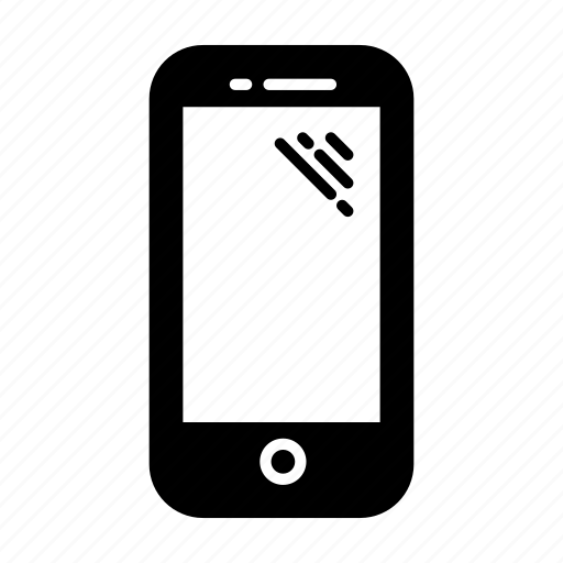 cell, iphone, mobile, mobile phone, smartphone, telephone icon