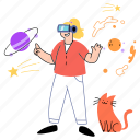 virtual, reality