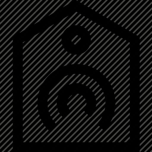 home, house, internet, network, wifi, wireless icon