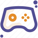 comand, console, games, kids, play, playstation, video icon