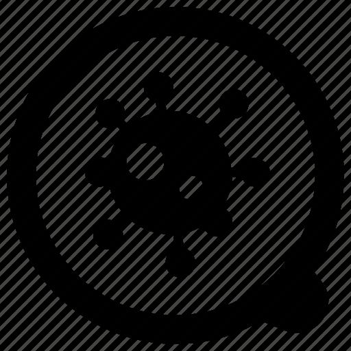 Antivirus, bug report, bug testing, debugging icon - Download on Iconfinder