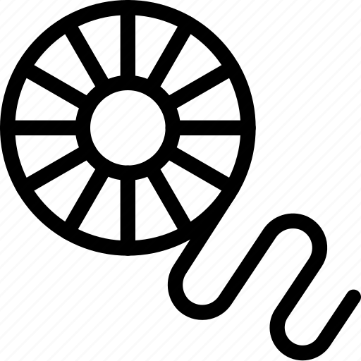 film, print, printing, reel, spool, technology icon