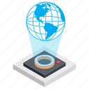 global tech, global technology, global world, information technology, it icon