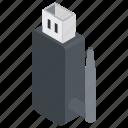 data traveler, flash drive, memory drive, pen drive, usb icon