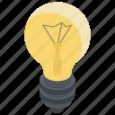 bulb, bulb energy, electric bulb, light bulb, power bulb icon
