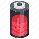 battery, charging, energy, power, power battery icon