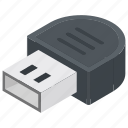 cable connector, computer connector, connector, port, usb icon