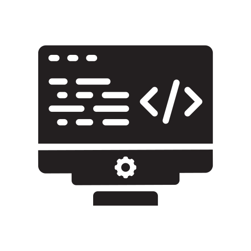 back, backward, development, end, programming icon