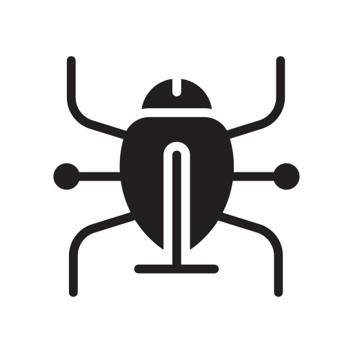 bed, bug, buggy, bugs, insect, security, virus icon