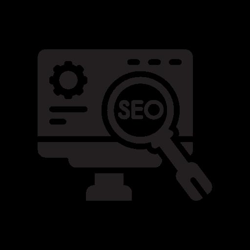 engine, image, music, optimization, search, seo icon