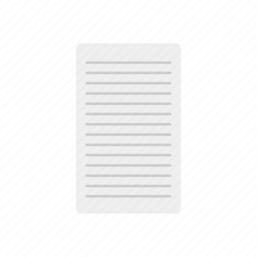 contract, document, extension, file, format, paper icon