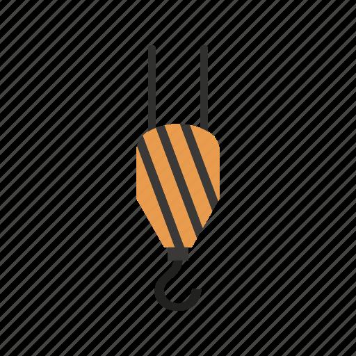 Building, construction, crane, creative, design, hook, tool icon - Download on Iconfinder