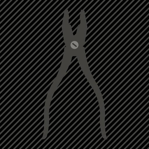abstract, creative, design, graphic, nipper, shape icon