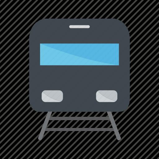 car, railway, train, transport, transportation, vehicle icon
