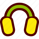 headphones, listening, music, sound, wireless