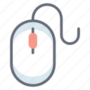 click, computer accessory, electronic mouse, hardware, input device, mouse icon