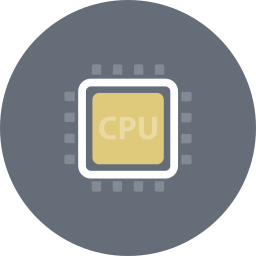 chip, chipset, computer, cpu, hardware, microchip, processor icon