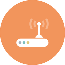 device, internet, modem, router, technology, wifi, wifi modem icon
