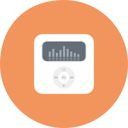 audio, equalizer, media, mp3, music, play, player icon