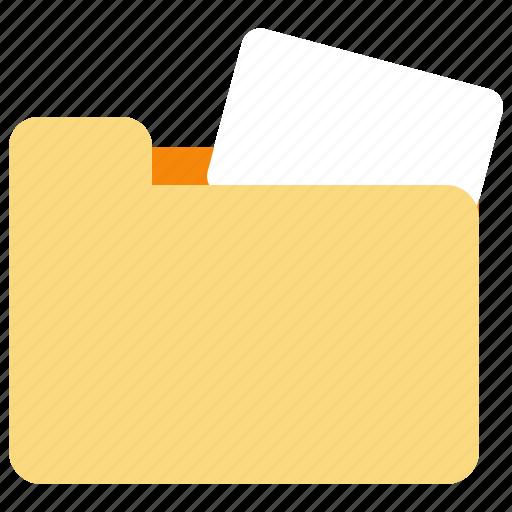 Data, document, folder icon - Download on Iconfinder