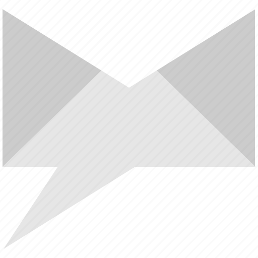 chat, email, mail icon