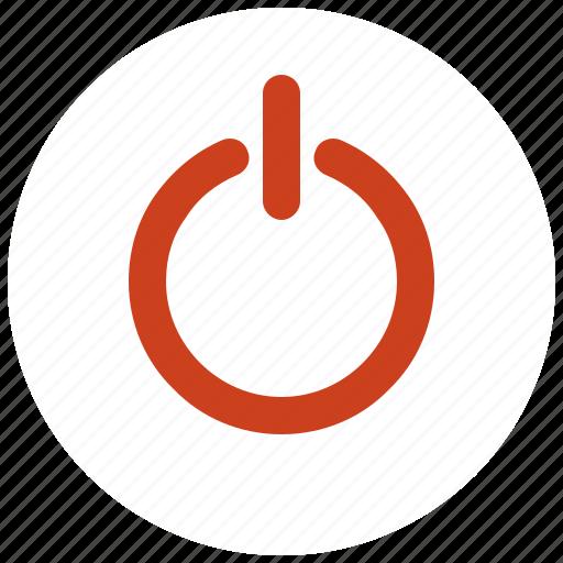 Power, shutdown icon - Download on Iconfinder on Iconfinder