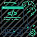programming, keypad, code, computer